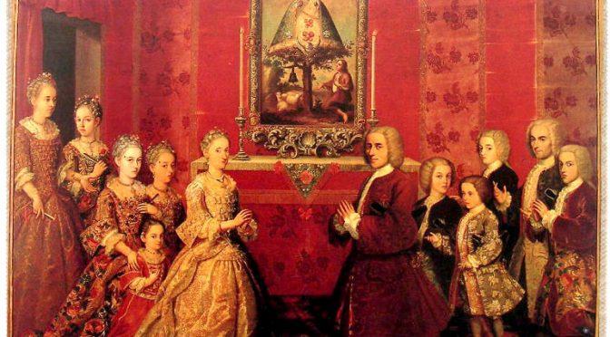 Lignages et pouvoirs  dans l'Empire iberique XVe – XVIIIe siecles